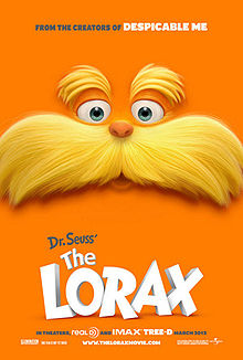 Lorax Poster