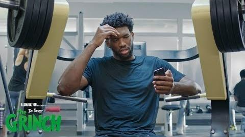 The Grinch - In Theaters November 9 (The Grinch vs. Joel Embiid) HD