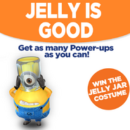 Jelly Jar Minion Competition