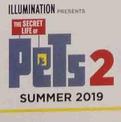 Pets 2 logo
