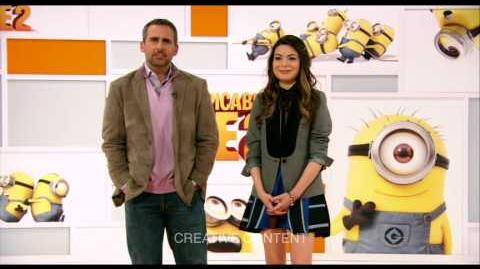 Girls, Boys and Dating with Steve Carell and Miranda Cosgrove