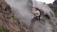 Josh in Mt.Vesuvius