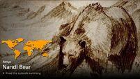 Poltergeists of Pompeii/Nandi Beast