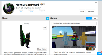 destined ascension future updates roblox Real Pearl Destined Ascension Roblox Wiki Fandom