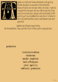 Ayacha page - copyright symbol
