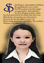 Shui Wang page - copyright symbol