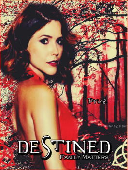 Prue Official Destined