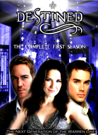 Destined season 1 dvd cover front