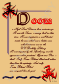 Doom-copyright symbol-do not copy