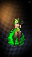 Green Revenge Girl