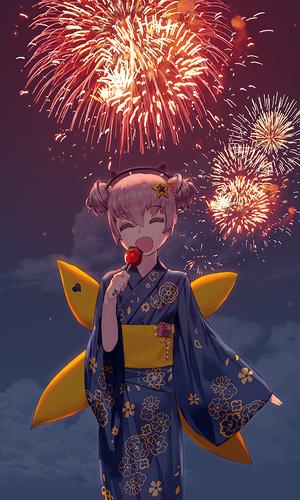 Summer Festival Night