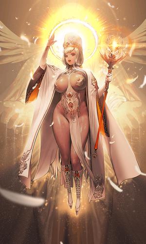 With a Certain Priestess