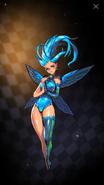 Sapphire Pixie