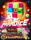 Moa Moa Para-Dice 3 Poster
