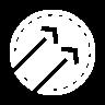 Forja con martillo ventaja icono