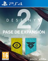 Pase de expansión de Destiny 2