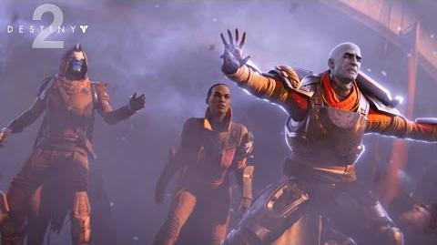 """Destiny 2 Gameplay - Presentación de la misión """"La bienvenida"""" ES"""