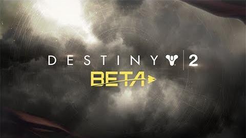 Destiny 2 tráiler de lanzamiento oficial de la beta abierta ES