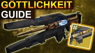 Destiny 2 Shadowkeep Göttlichkeit Guide (Deutsch German)
