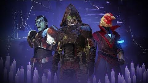 Destiny 2-Trailer Festival der Verlorenen DE