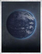Earth Apollol17