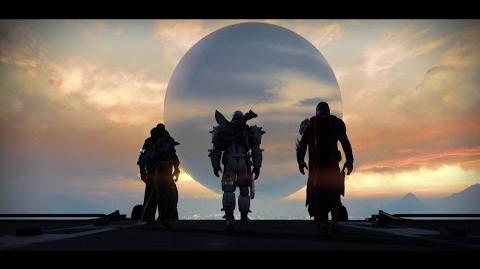 Destiny ストーリートレーラー「新たな始まり」