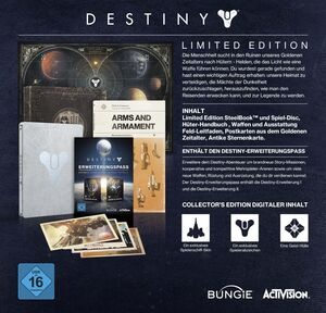 Limited Edition Destiny