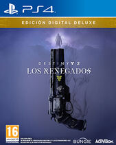 Edición Digital Deluxe de Los Renegados