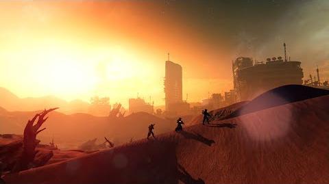 Official Destiny Gameplay Trailer Mars