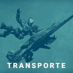 Transportation Navigation Button