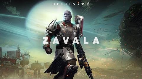 Destiny 2 conoce al comandante Zavala ES