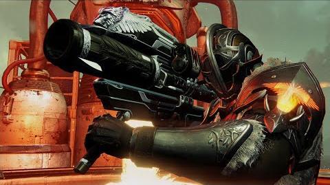 Trailer oficial reserva Gjallarhorn de Hierro con Destiny Los Señores de Hierro