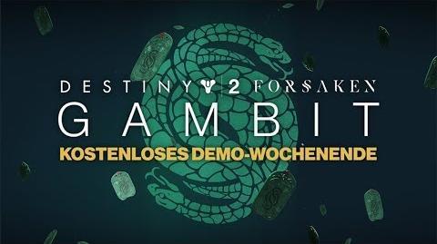 Destiny 2 - kostenloses Gambit-Demo-Wochenende DE