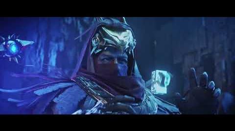 Maldición de Osiris - Cinemática de apertura MX