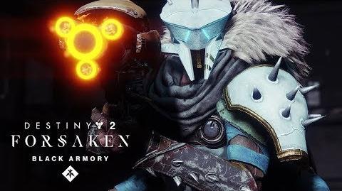 Destiny 2 Forsaken Annual Pass – Black Armory Gofannon Forge Trailer DE