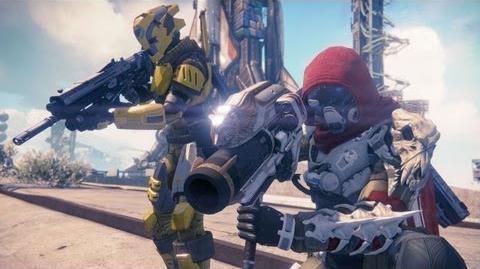 Destiny - Tráiler del juego oficial para la E3 ES