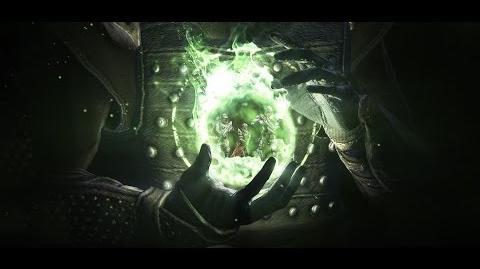 拡張コンテンツI『地下の暗黒』プロローグ