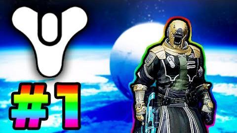 Destinyのゲームプレイ動画