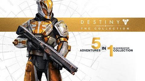 Tráiler oficial de Destiny – La colección