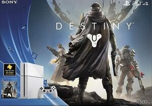 PS4-Bundle Destiny