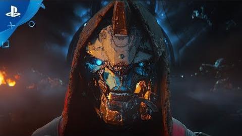 Destiny 2 Forsaken - E3 2018 Story Reveal Trailer PS4-0