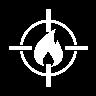 Luciérnaga ventaja icono