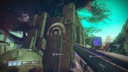 Destiny 2 合流点の門のマーク