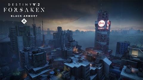 """Destiny 2 Forsaken-Jahrespass - """"Geißel der Vergangenheit""""-Raid-Trailer DE"""