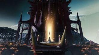 Destiny 2 Festung Der Schatten — Enthüllung des Monds als Zielort DE
