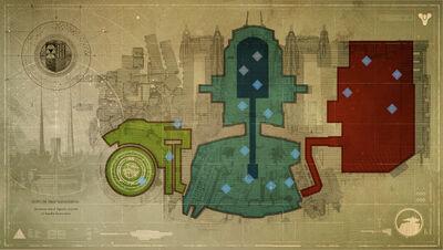 Turm Karte