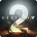 Destiny 2 Navigation Button