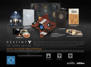 The Ghost Edition Destiny