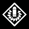 Recarga rápida ventaja icono