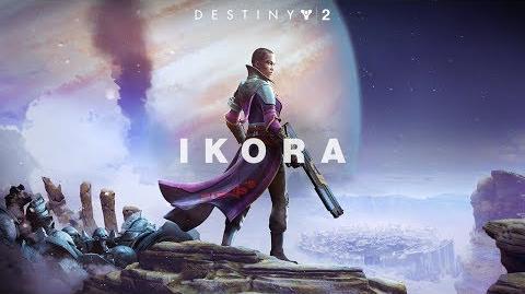 Destiny 2 conoce a Ikora ES